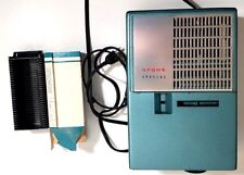 Vintage ARGUS Special Model 55 Projector : Teal Case : Working Condition
