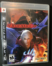Devil May Cry 4 [ First Print Black Label ] (PS3) USED