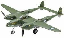 Tamiya (TAMIYA) 1/48 Lockheed P-38 F/G Lightning Aircraft Kit - 61120