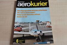 156833) Dornier Do 335 - aerokurier 06/1968