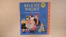 Golden Record SILENT NIGHT 45rpm 60s