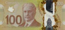 Canada Polymer Bill $100 CIRCULATED