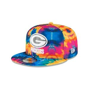 2020 GREEN BAY PACKERS YOUTH SNAPBACK ADJUSTABLE CRUCIAL CATCH CANCER HAT CAP