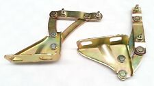 MAZDA M10A R100 ROTARY COUPE BONNET HOOD HINGES LEFT & RIGHT HAND PAIR 2PCS