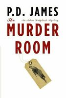 Adam Dalgliesh Mystery: The Murder Room by P. D. James (2003, Hardcover)