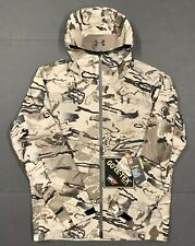 Under Armour Ridge Reaper Goretex Pro Shell Jacket Camo Mens Size Medium NWT