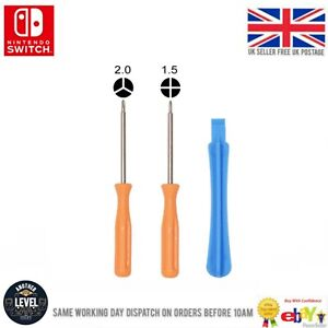 Tri Wing and Philip Screwdriver Tools Set For Nintendo Switch Joy-con Controller