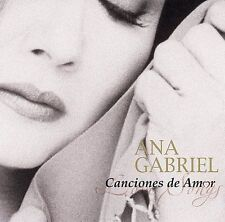 Ana Gabriel : Canciones De Amor (Remastered) [us Import] CD (2006)
