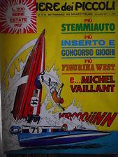 Corriere dei Piccoli 29 1971 Lucky Luke I Puffi Michel Vaillant Corto Malt [C20]