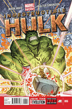 INDESTRUCTIBLE HULK (2013) #1,2,3,4,5,6 (Marvel Now) + BONUS!!