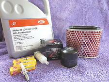 Honda VT1100C VT1100C2 VT1100C3 Luftfilter Benzinfilter Ölfilter Kerzen Öl
