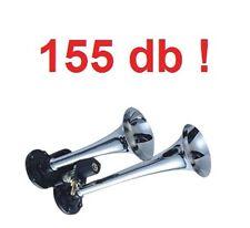 RARE 24V!  TOP SIRENE CORNE DE BRUME HORNBLASTER 155db JEEP HUMMER RANGE UNIMOG