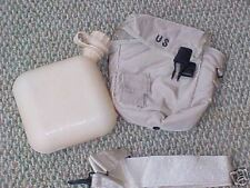 Military Surplus Army 2 qt. Desert canteen & cover