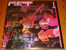 ATLANTIC RHYTHM AND BLUES VOLUME 1 1947 - 1974 ORIGINAL 2-LPs STILL SEALED!