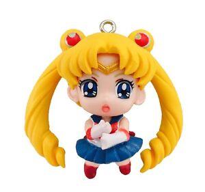 Sailor Moon Swing Mascot PVC Keychain Sailor Moon #1 SD Figure @001