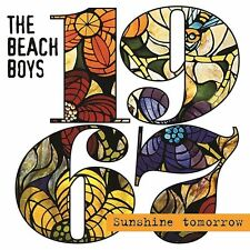 THE BEACH BOYS SUNSHINE TOMORROW 2 CD (New Release June 30th 2017)