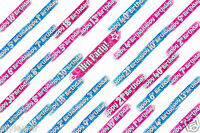 Pink Or Blue Holographic Age Foil Banners Birthday Party Decorations Banner 1-40