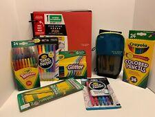 School office supplies lot