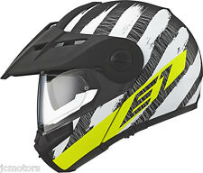 Schuberth E1 Adventure Helmet Hunter Yellow Large (58/59) 4449216360