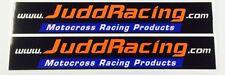 KTM SX 50 65 SWINGARM GRAPHICS DECALS STICKERS Judd Racing