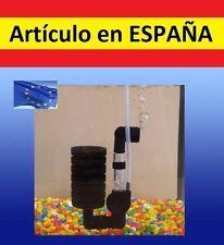 FILTRO de esponja acuario pecera peces tanque pez oxigeno shrimp crianza filter
