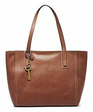 FOSSIL Shoulder Bag Emma Tote Brown