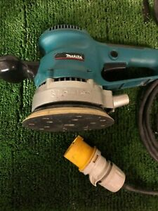 "Makita BO6030 Random Orbital Sander 6""/152mm 110V Excellent condition"