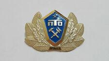 Insignia medalla URSS Sovietica de la guerra fria. NTO Muro de Berlin (DDR).