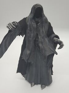 """LOTR Lord of The Rings Nazgul Ring Wraith Action Figure 2003 Marvel 12"""""""