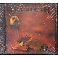 Megadeth CD Risk / Emi Capitol Records – 7243-5-79878-20 Sealed