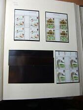GB 1993 Swans double gutter pairs nmm Superb