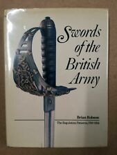 Swords Of The British Army: The Regulation Patterns, 1788-1914