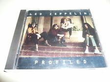 LED ZEPPELIN Profiled Rare Promo 1990 CD Promotional