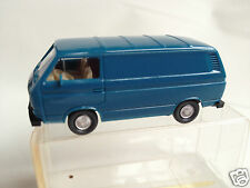 Wiking 1/87 HO scale 1970's Volkswagen Transporter - blue