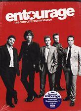 Entourage - The Complete Fourth Season - DVD (Brand New Sealed)