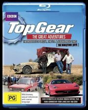 Top Gear - The Great Adventures : Middle East (Blu-ray, 2011, 2-Disc Set)