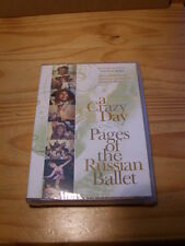 The Kirov Ballet A crazy day Pages of the russian DVD EU 83 08 Komleva Kogan OVP