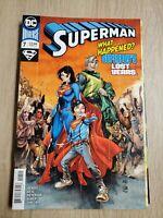 Superman #7 VF 2019 DC Comic DC Universe Bendis