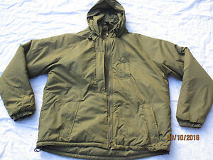 Jacket Thermal,PCS,Light Olive,, Gr. 180/100 (Large),Thermo Jacke