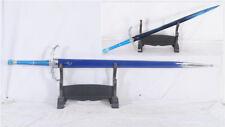 Brisingr Eragon Movie Sword Handmade 1095 High Carbon Steel Blue Blade Sharp