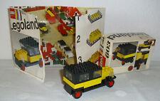 Lego Set 603 Oldtimer mit Anleitung und Original-Verpackung, 70erJahre