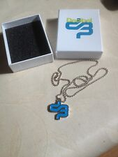 Brand New Decibel Anhänger Necklace kette Q-Dance Qlimax Q Base Defqon 1 SALE!!