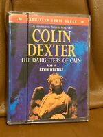Colin Dexter The Daughters Of Cain Inspector Morse 2-Tape Audio Kevin Whately