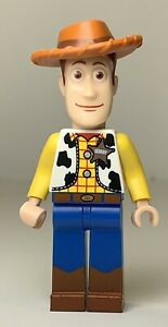 Lego Toy Story WOODY Minifigure toy003 FAST SHIPPING!