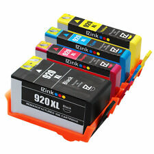 4PCS 920XL Ink Cartridges for HP Officejet 6000 6500 6500a Printer Series
