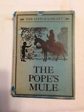 "Antique book ""The Popes Mule"" Copyright 1925"