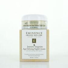 Eminence Jasmine Tangerine Age Defying Night Cream 2oz/60ml New FAST SHIP
