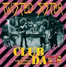 Twisted Sister Club Daze Volume 1 The Studio Sessions CD Heavy Metal