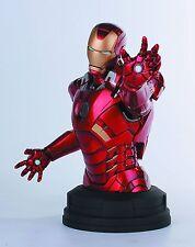Avengers Iron Man Deluxe Mini Bust Gentle Giant Marvel Comics Brand New