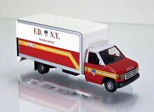 Busch 41856 Ford E 350 Feuerwehr New York F D N Y Scale 1 87 NEU OVP